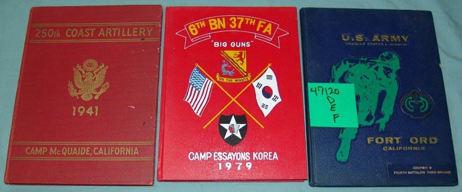 camp essayons 1966