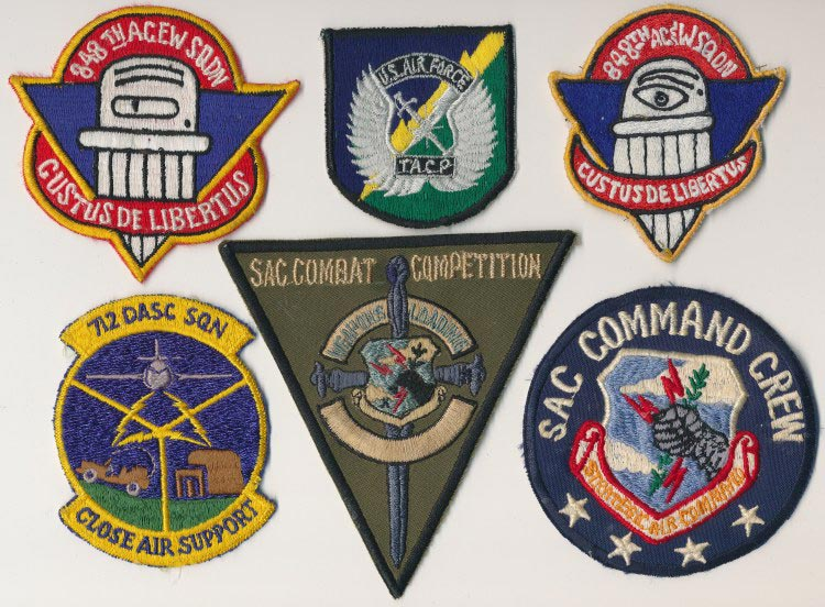 usaf squadrons main page