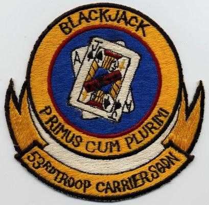 Blackjack squadron